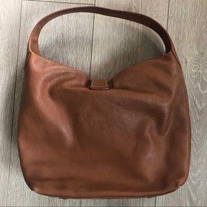 Dooney & Bourke Bags - Dooney & Bourke Belvedere Lock Pebble Leather Hobo